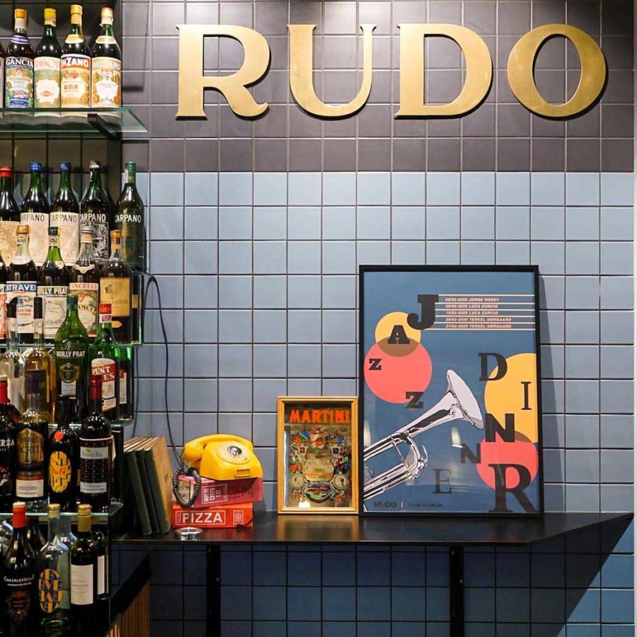 5 Evenings with Jazz & Dinner at Rudo